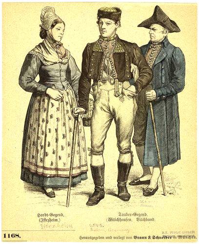 Женские платья с 1910 по 1919