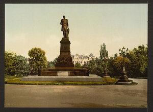 Памятник Царю Николаю І
