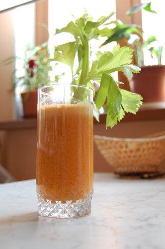 Сок сельдерея