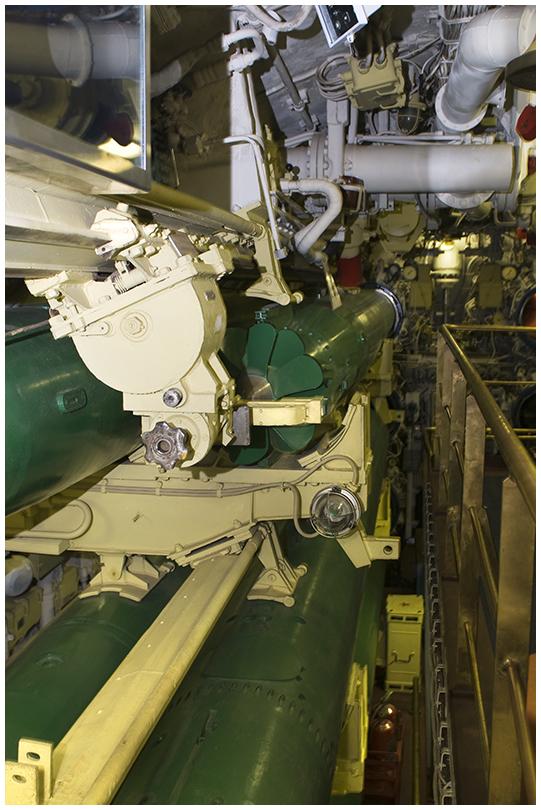 Торпеды подводной лодки