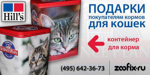 Корм для кошек официальный сайт подарок 41