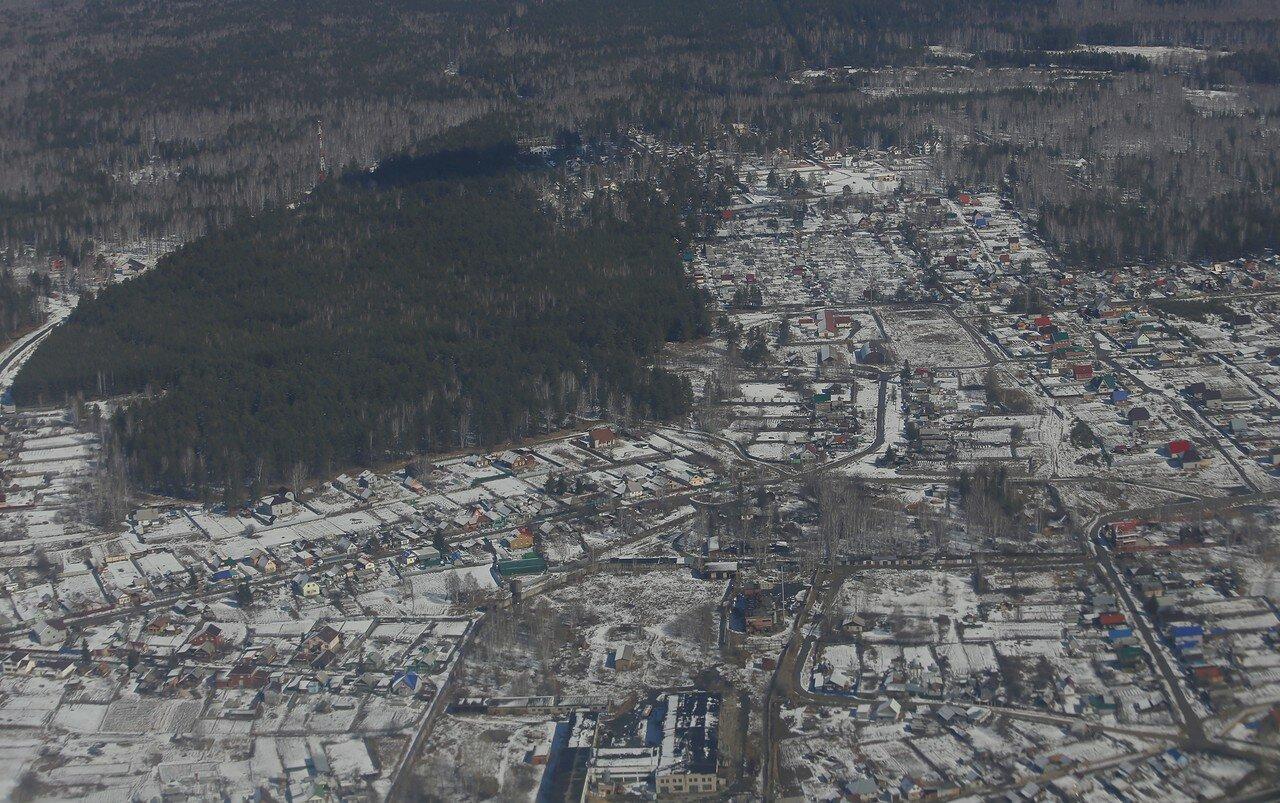The Village Of Verkhneye Dubrovo.