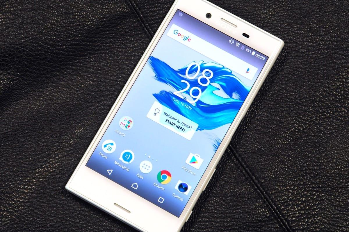 Сони сворачивает производство премиальных телефонов серии Xperia X