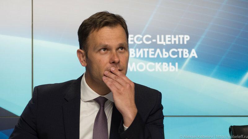 Мэр Белграда приехал учиться в Москву
