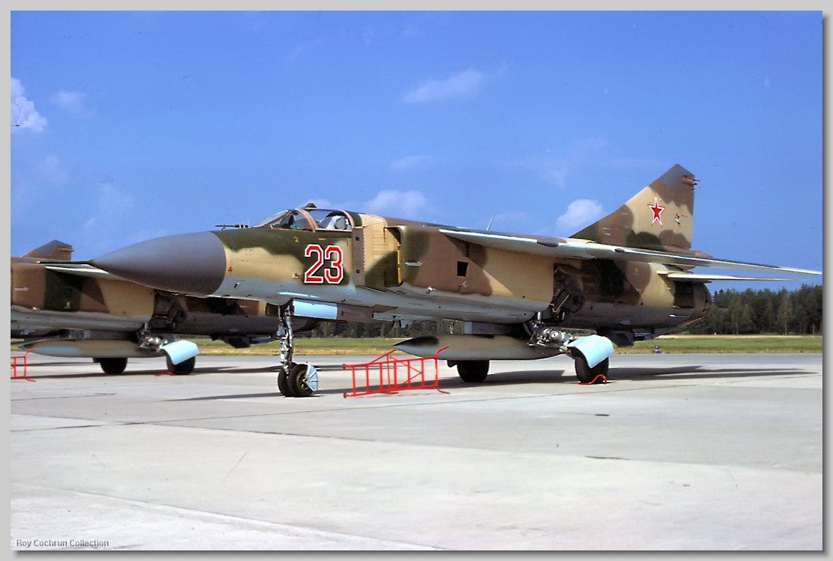 """МиГ-27 / МиГ-23 / MiG-23 / MiG-27 Flogger * Форум """"Стелс маш"""