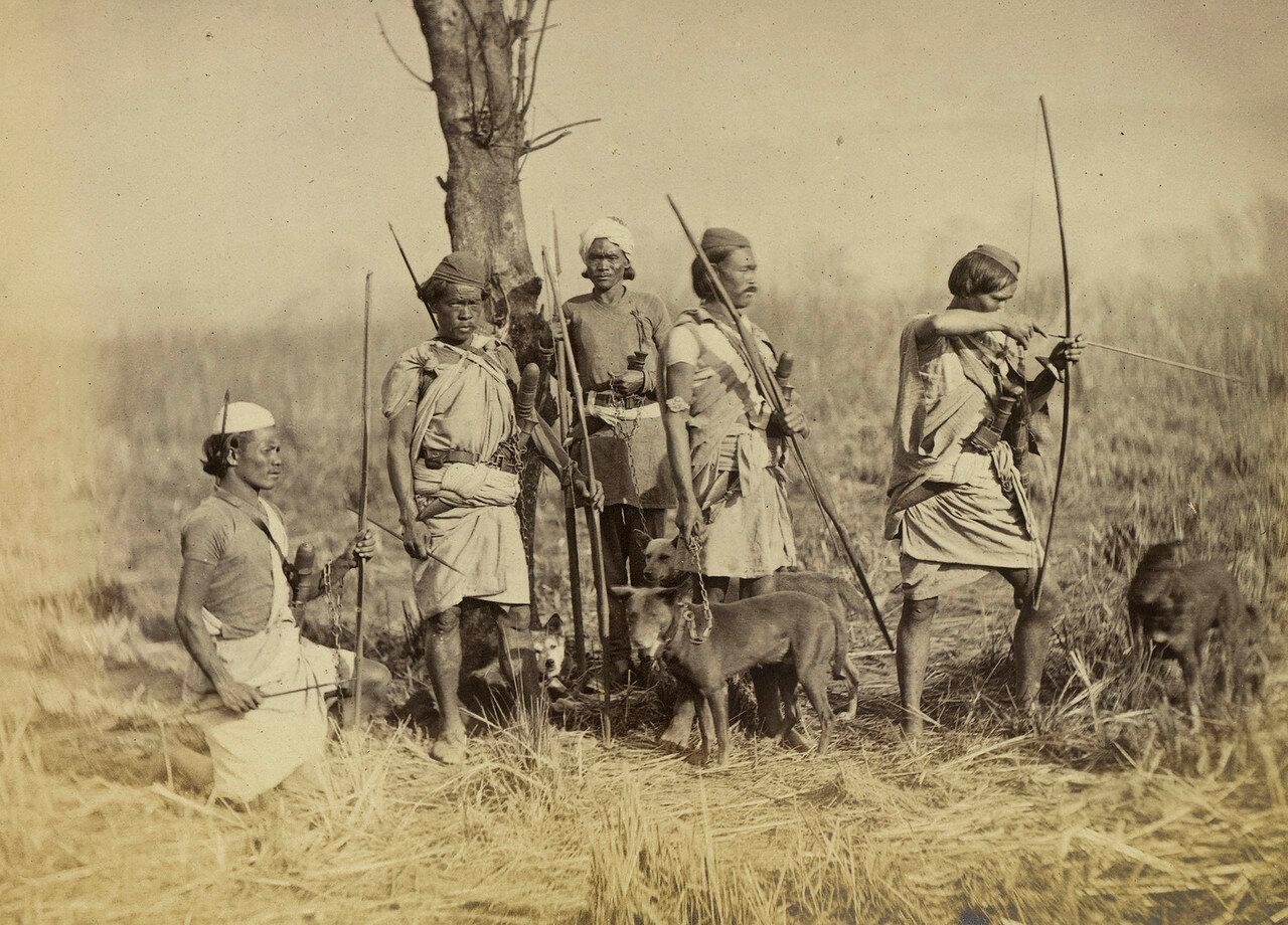 116. Непальские Охотники