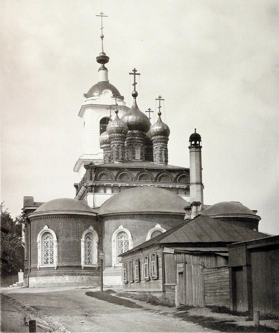 402. Церковь Казанской Божьей матери