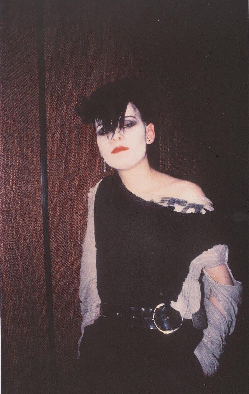 1982. Тафти в клубе «Blitz»