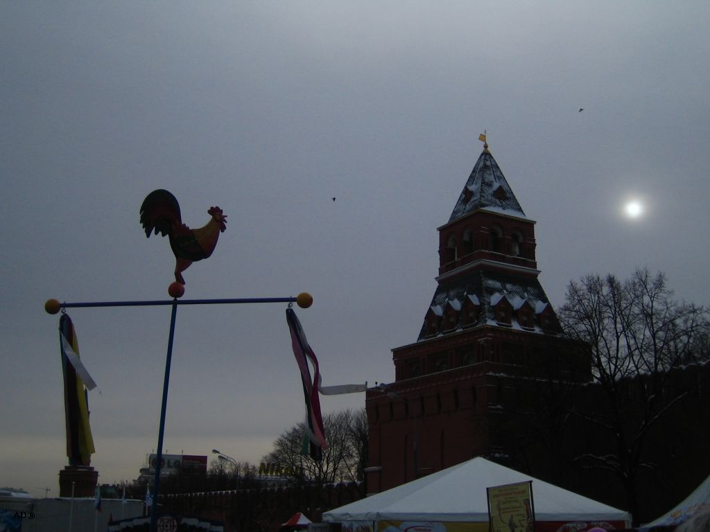широкА масленица в Москве (2007)