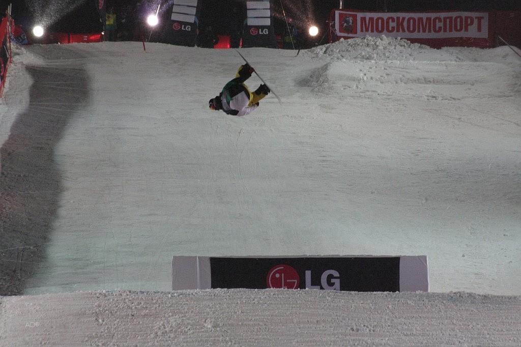 Snowboard World Cup 2009