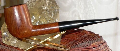 Comoy (second) Selected Straight Grain