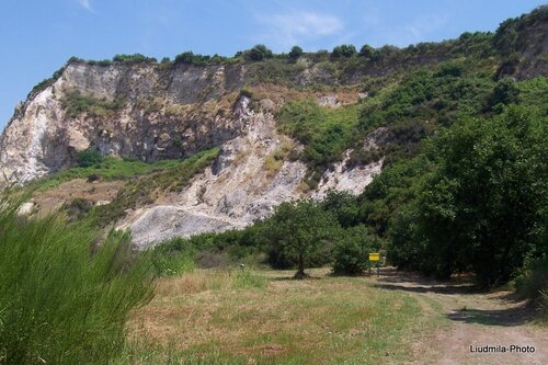 Вулкан Солфатара