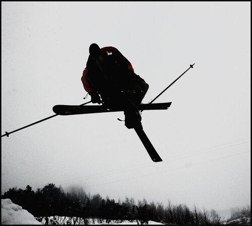 Лыжное...