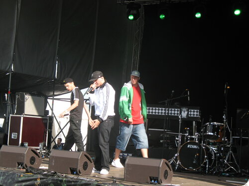 Каста - Пикник Афиши 2009