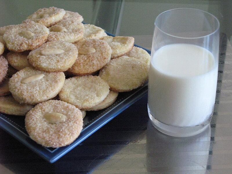 Творожно-сахарное печенье, которое тает во рту!