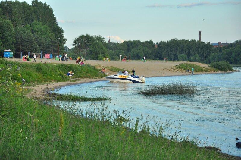 Где купаться в Ярославле?