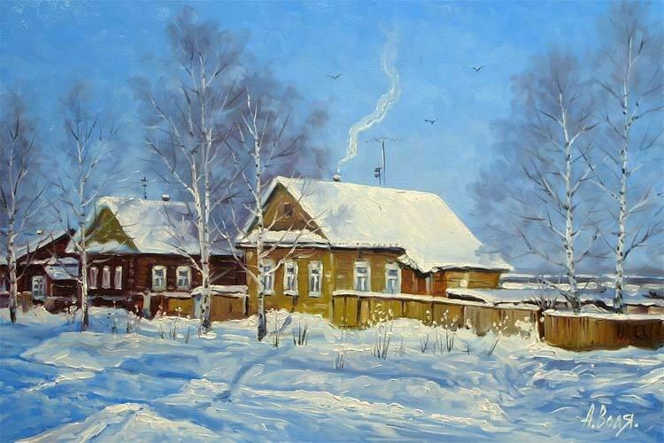 Александр Воля. Зима.jpg