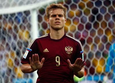 Футбол РФ: Александр Кокорин может перейти в«Зенит»
