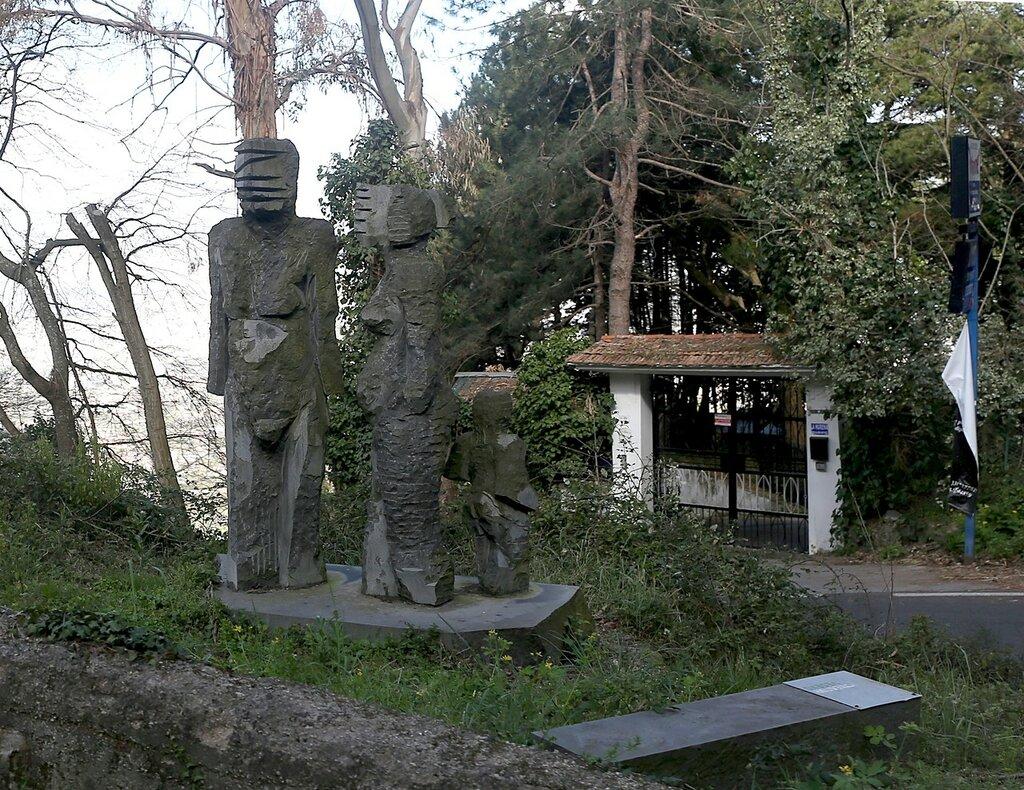 Эрколано. Дорога на Везувий