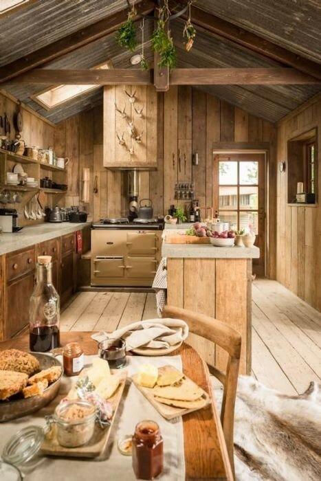 Как деревенский дом сделать уютней 62
