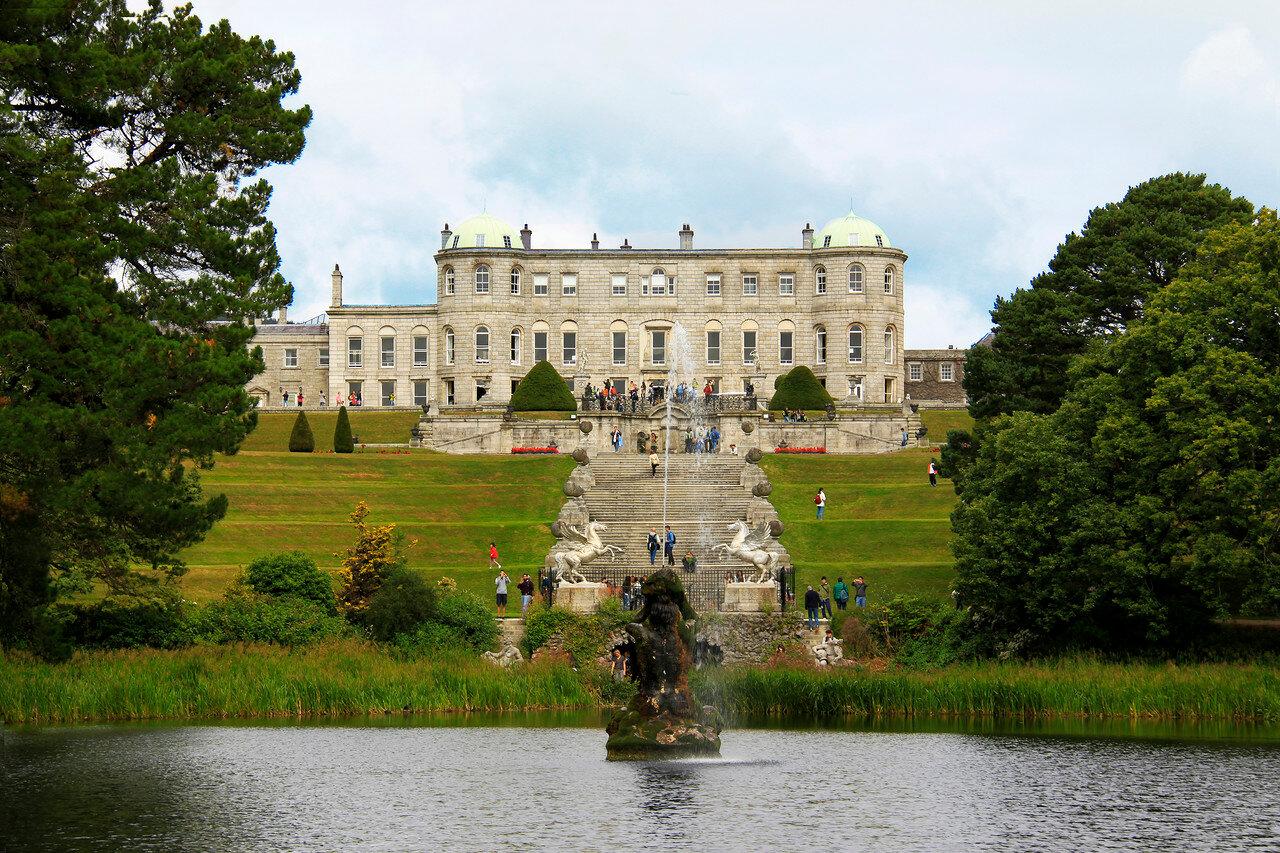 Замки Ирландии. История