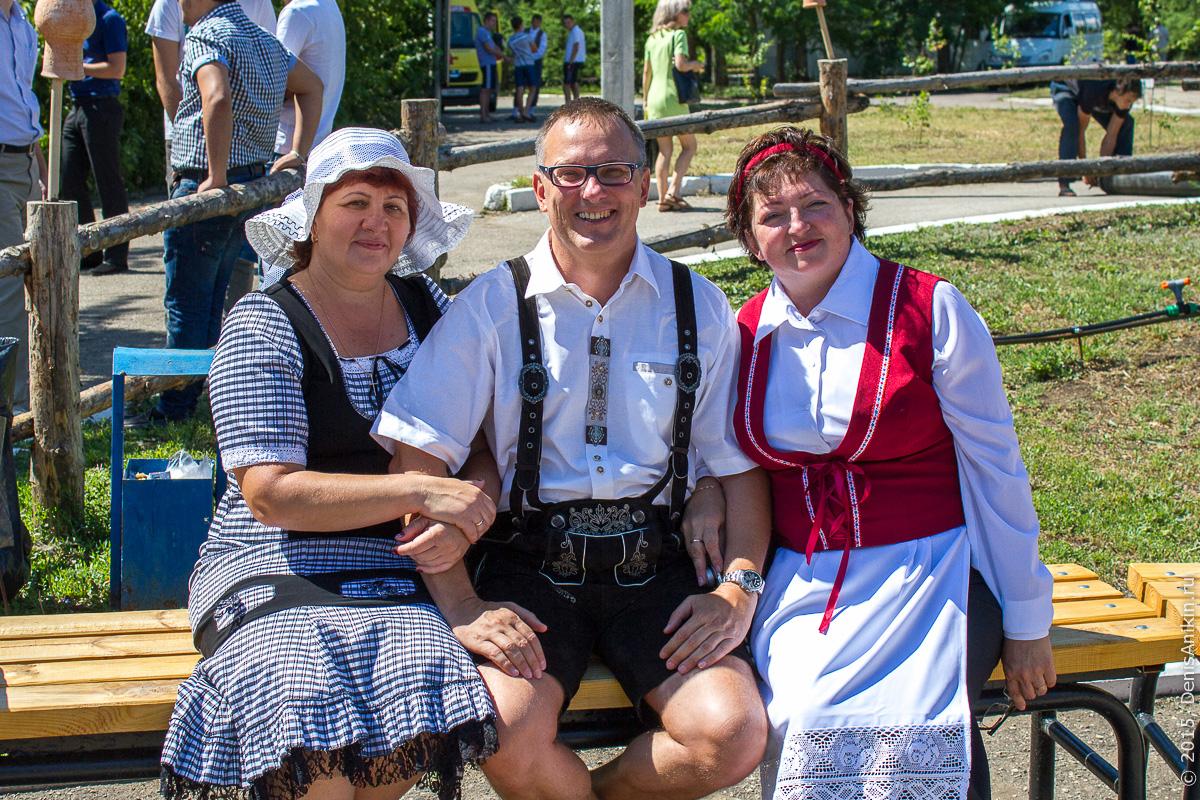 250 лет переселения немцев в Россию 5