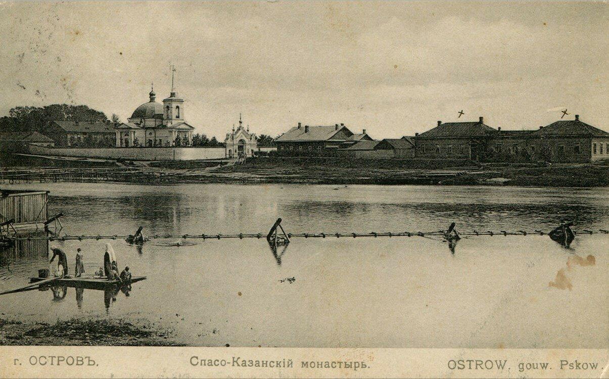 Спасо-Казанский монастырь