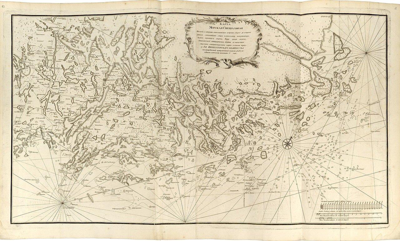 04. Карта морская специальная