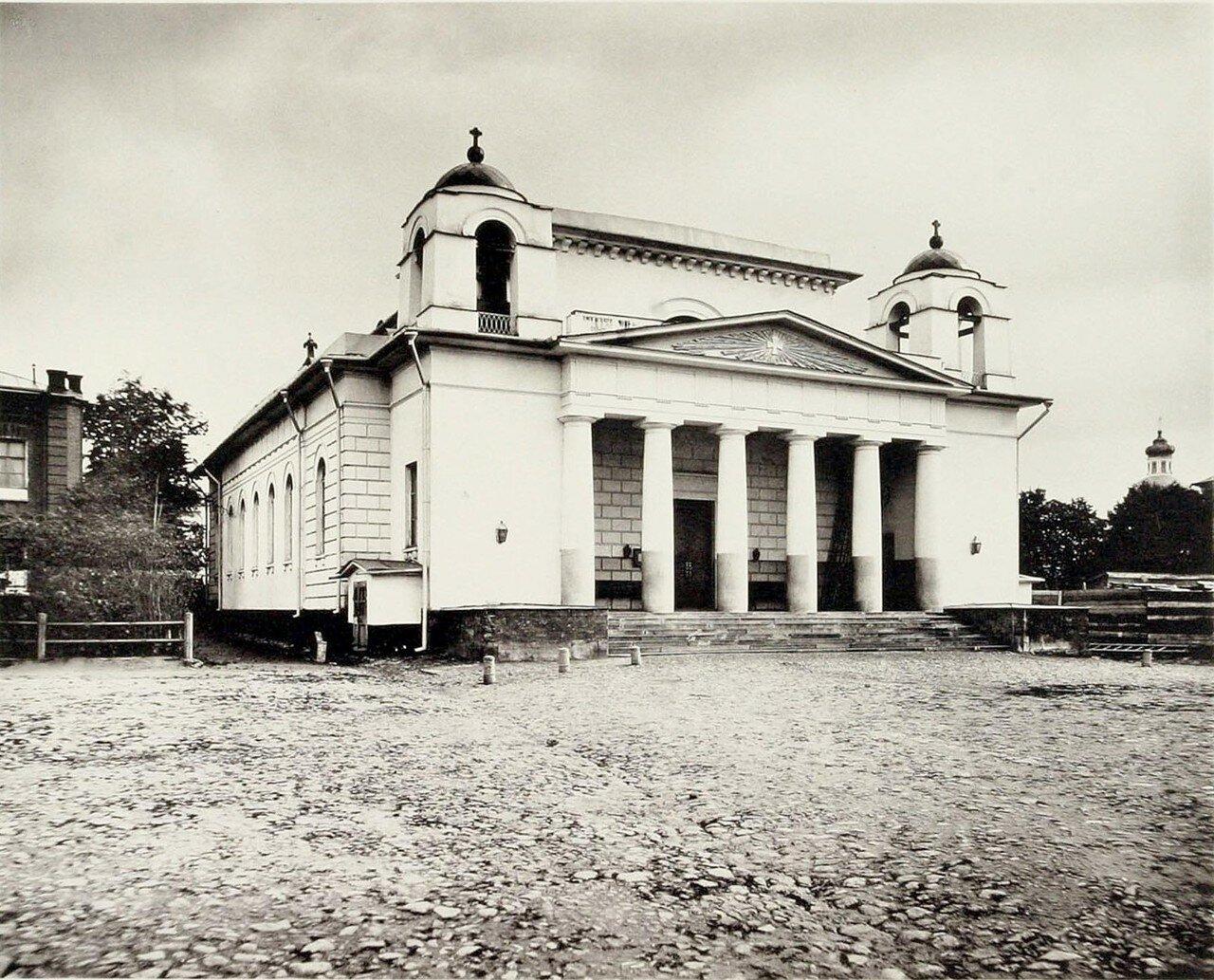 306. Католическая церковь Святого Людовика