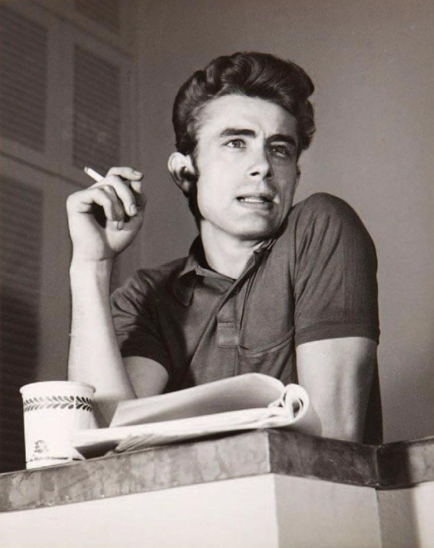 1954. Джеймс Дин