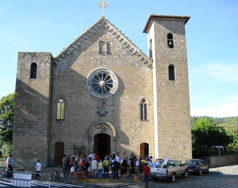 Церковь Святейшего Спасителя.