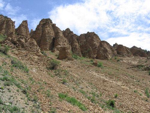Скалы, Армения
