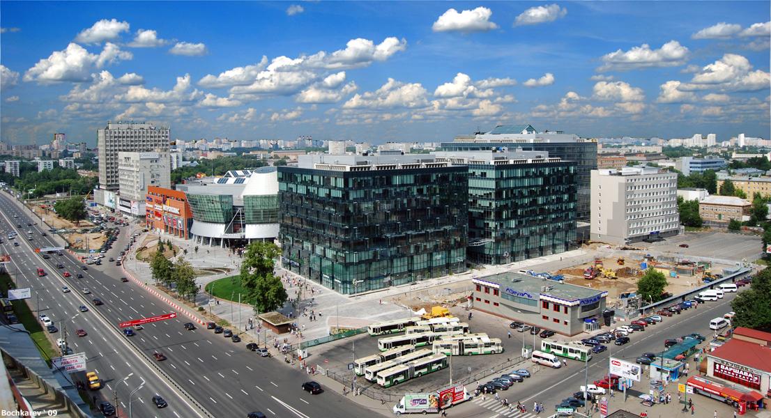 Выполненные работы. поставка щитового оборудования 0,4 кВ. Объект: офис HP в центре Метрополис.