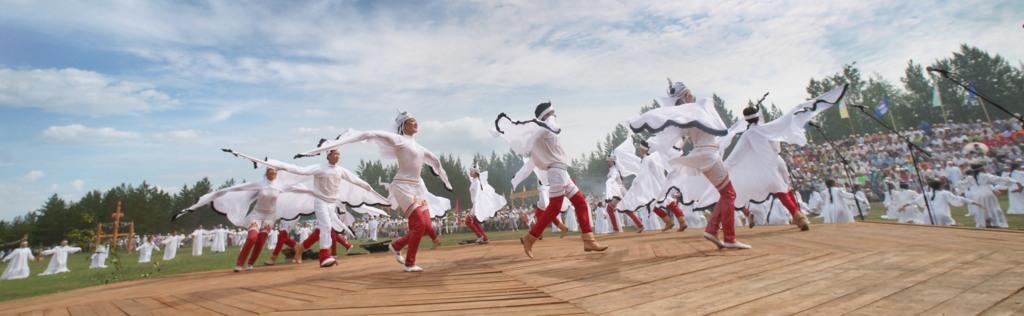 фотография танца