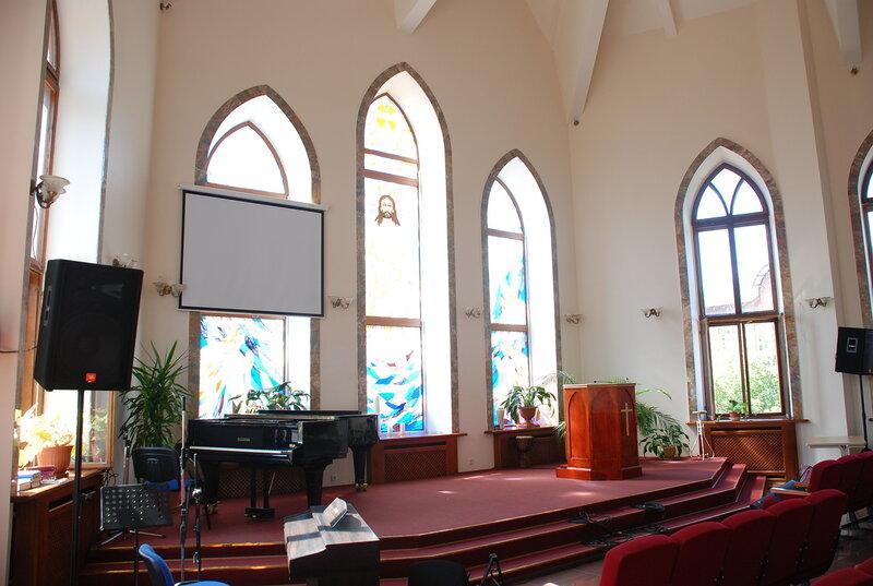 Церковь евангельских христиан - баптистов 6489