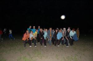 Семинар-экспедиция с Любаней на фестиваль в Тыве летом 2009