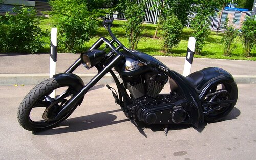 Мотоцикл*