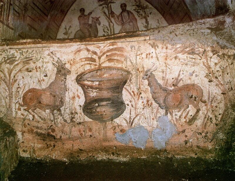 it rom vialat Два оленя у источника