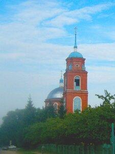 поездка в тульскую губернию 21 июля -30 июля Свято - Троицкий храм. Одоев посёлок, Победы улица, 39.