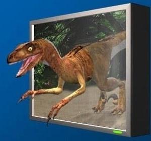 Стереоскопический 3D-телевизор