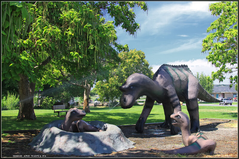 Майазавры (Maiasaura)