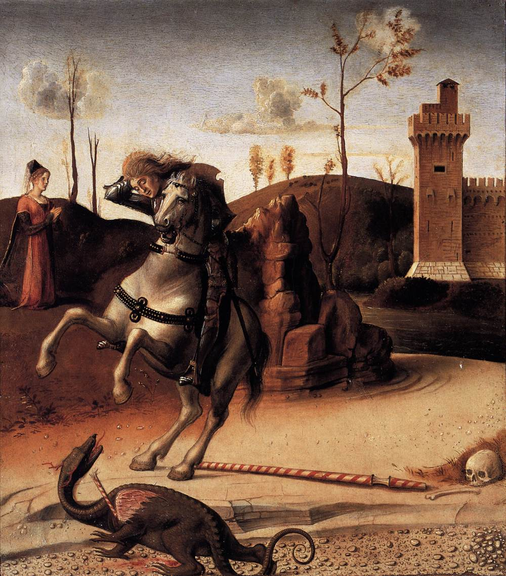 1470 Джованни Беллини, Алтарь Песаро (предел), 1471-1474.jpg