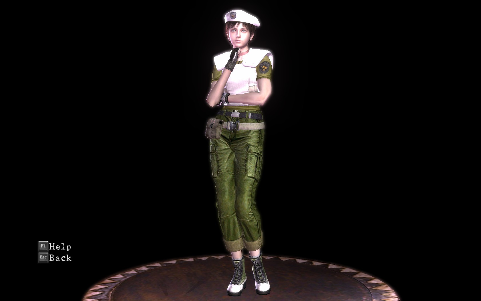 Rebecca alpha version Resident Evil 0 0_116371_79b912b0_orig