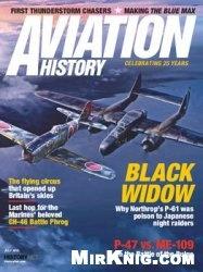 Журнал Aviation History 2015-7