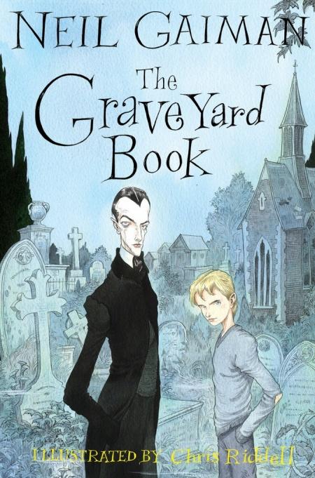 Книга « The Graveyard Book »