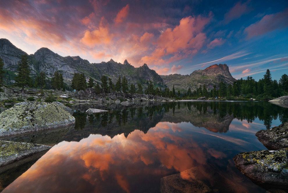 Фотографии прекрасных пейзажей 0 17857a 32a4203b orig