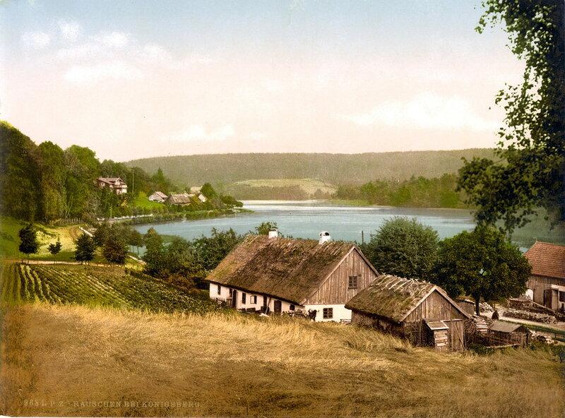 12. Раушен близ Кенигсберга (Восточная Пруссия)
