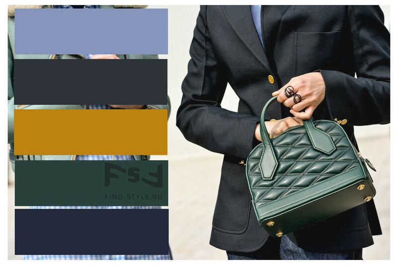 Топ 5 модных сочетаний цветов в одежде 2015, как сочетать цвета в одежде, с чем сочетается синий цвет, с чем сочетается золотой цвет