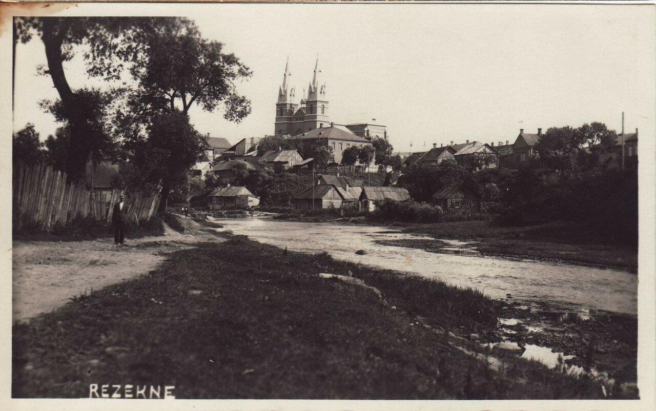 Река и Кафедральный собор