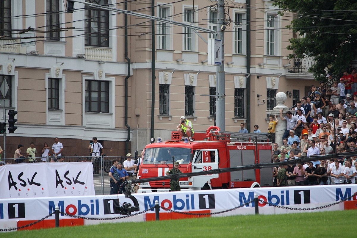 Bavaria Moscow City Racing 2009
